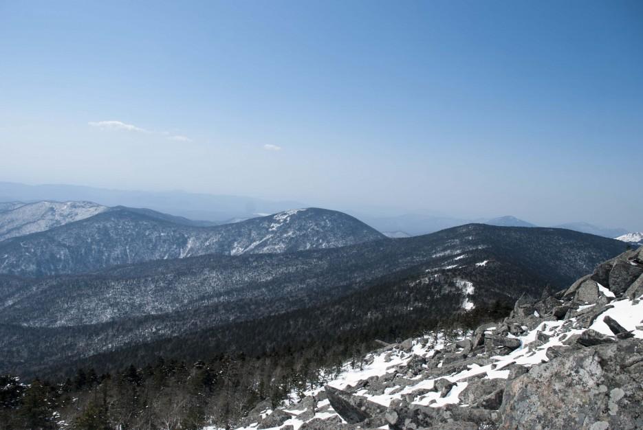 Заподный склон | Гора Ливадийская (Пидан) 2012.04.07 Часть 2.