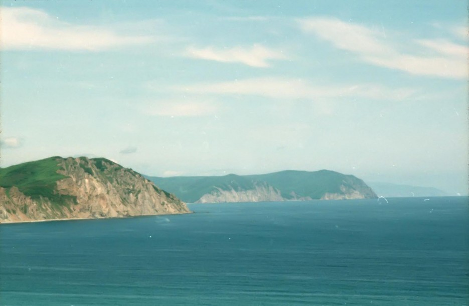В р-не бухты Врангеля | Бухта Врангеля