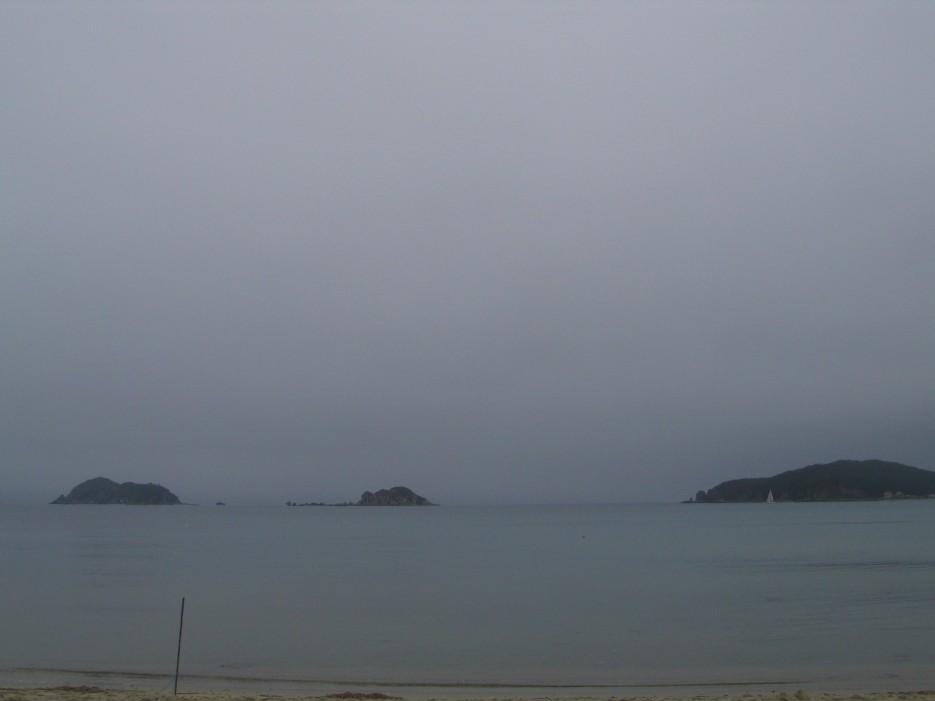 Туман | Окунево