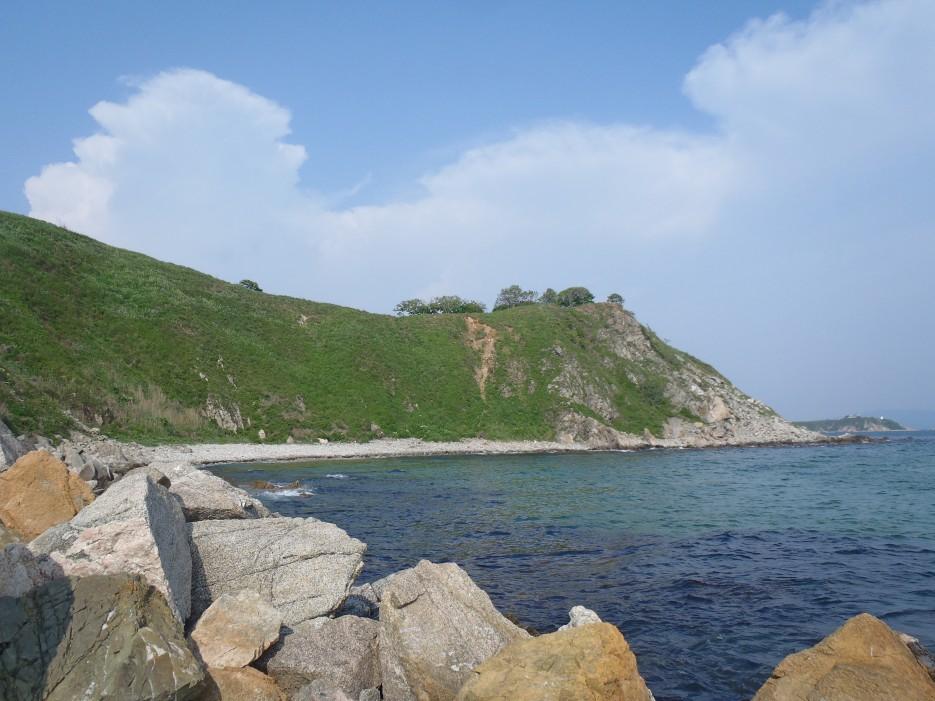первый пляж Ливадии | Ливадия
