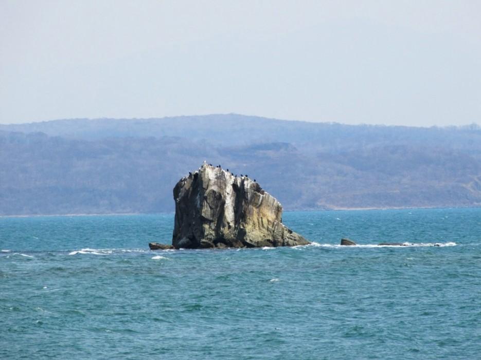 островок напротив оконечности мыса Вилкова | мыс Вилкова и окрестности