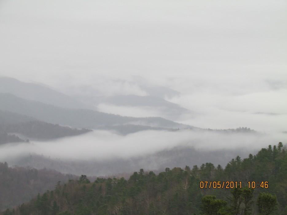 выше облаков и туманов | этюды о тайге