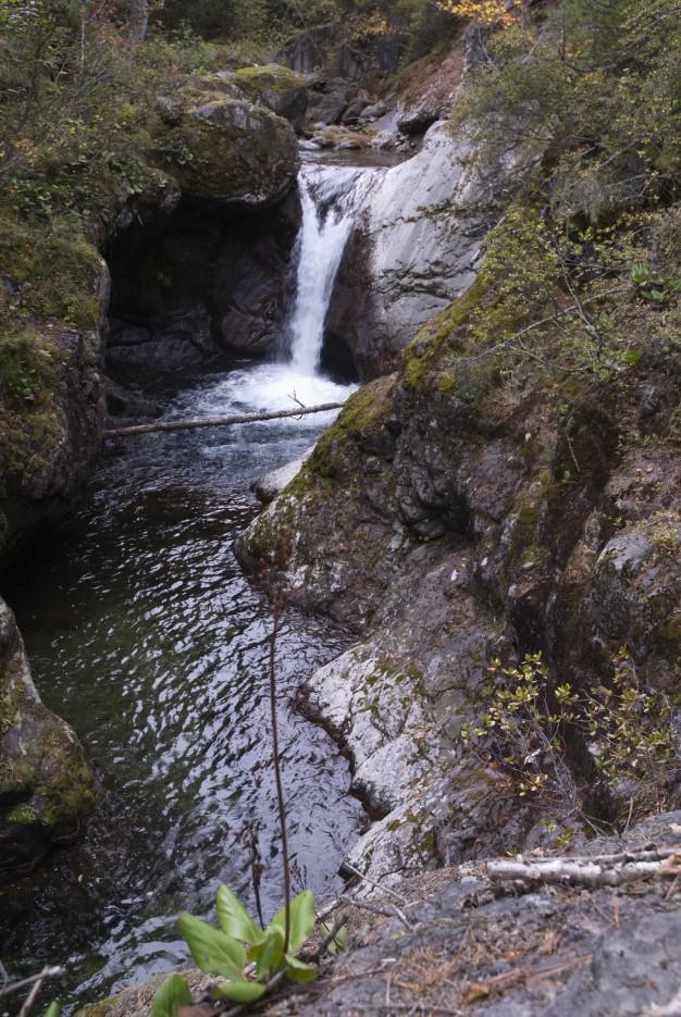 Водопад Арсеньева. Водопады Тернейского района. Тернейский район.   Водопады Тернейского района. Тернейский район.