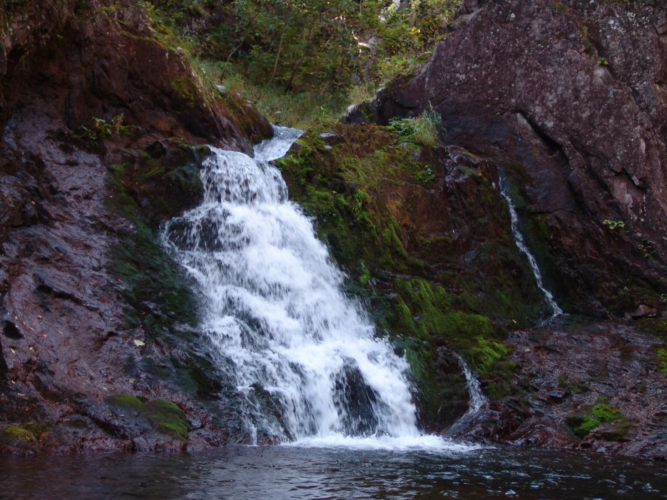Водопады Тернейского района. Тернейский район.   Водопады Тернейского района. Тернейский район.