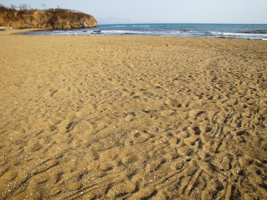 Шамора - много песка | Шамора