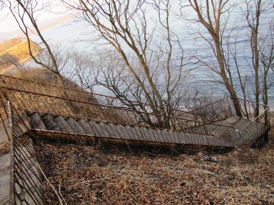 лестница из прошлого   Шамора