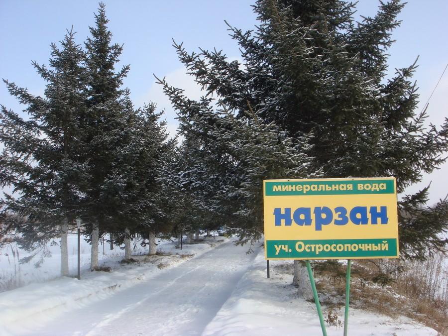 В Шмаковке источник нарзана (а когда то было бесплатно...)   Поездка по Приморскому краю (некоторые виды по трассе)