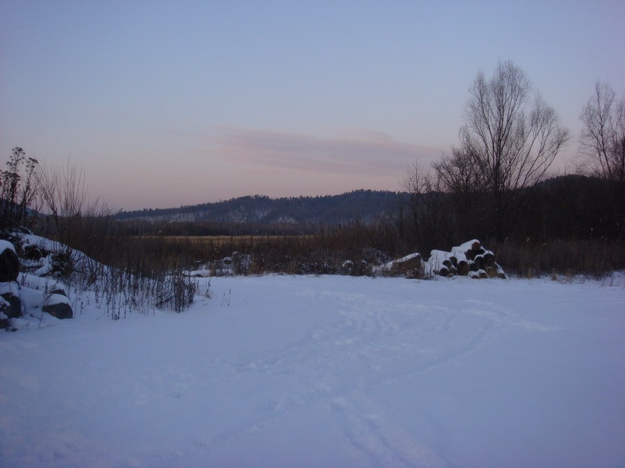 Окрестности Рощино | Поездка по Приморскому краю (некоторые виды по трассе)