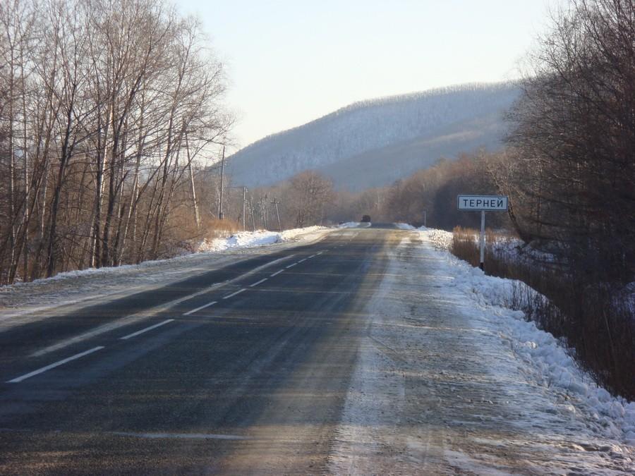 Фото 39249   Поездка по Приморскому краю (некоторые виды по трассе)