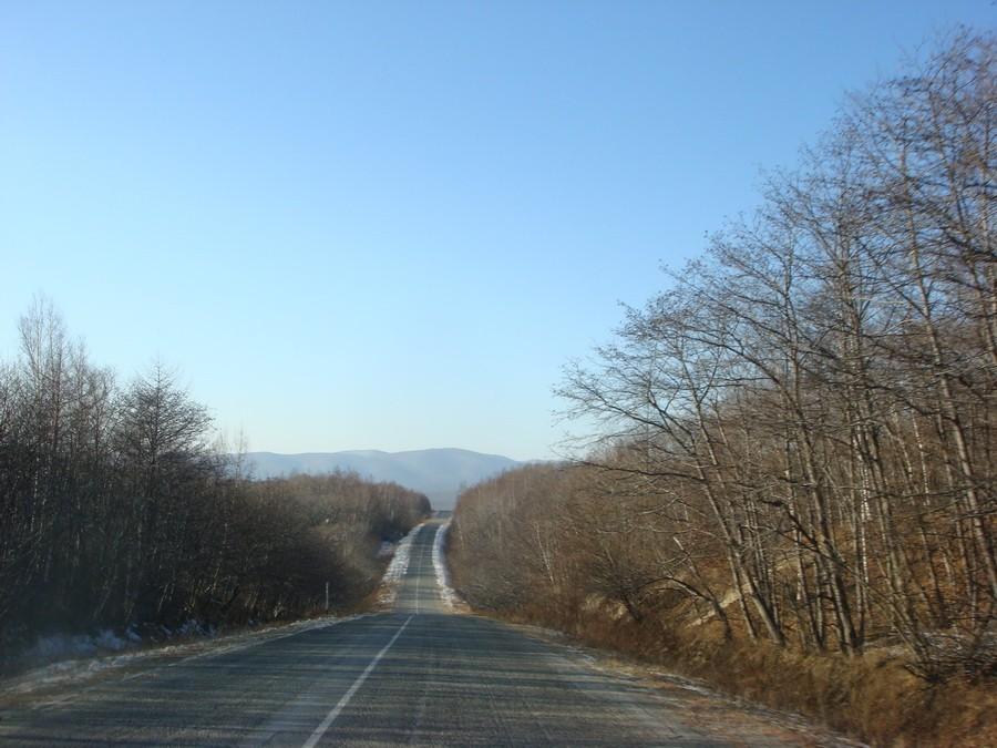 По дороге через Сихотэ-Алинский заповедник | Поездка по Приморскому краю (некоторые виды по трассе)