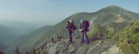 Участники на маршруте | Траверс г.Ольховая-г.Лысая