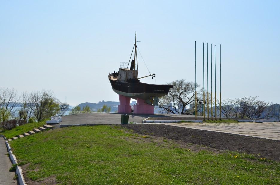 Мыс Чуркин, МРС | Владивосток (подборка)