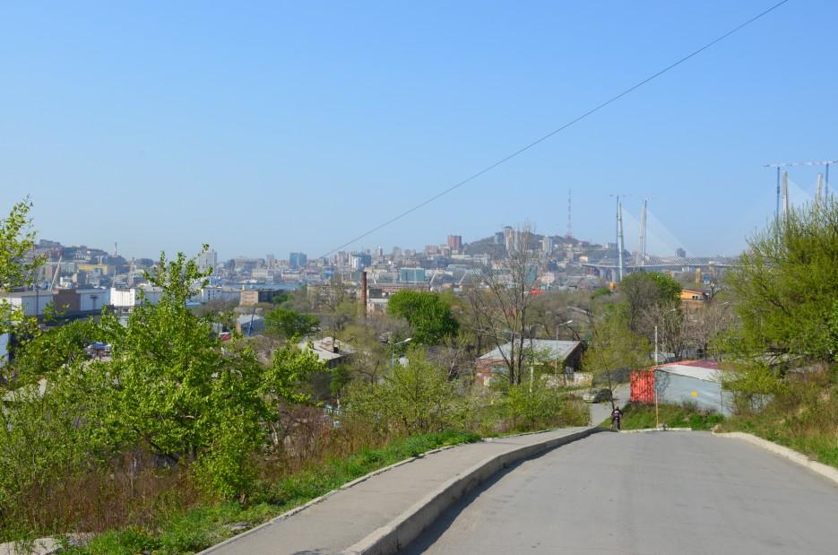 Вид на город с мыса Чуркин | Владивосток (подборка)