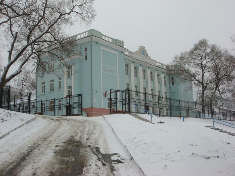 Город зимой, школа №-32 | Владивосток (подборка)