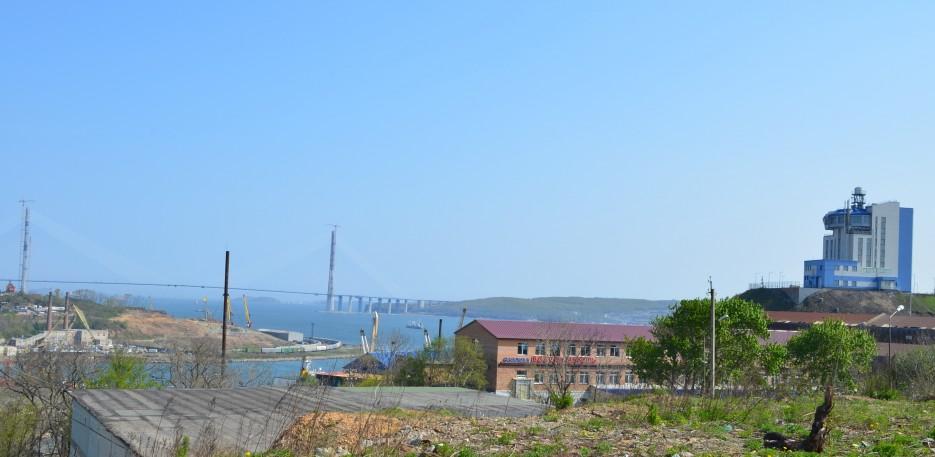 Строительство почти завершено....... | Владивосток (подборка)