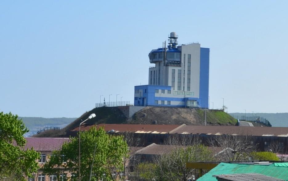 Кажется какой то военный объект..... | Владивосток (подборка)