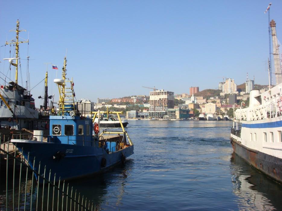 причал на мысе Чуркин | Владивосток (подборка)