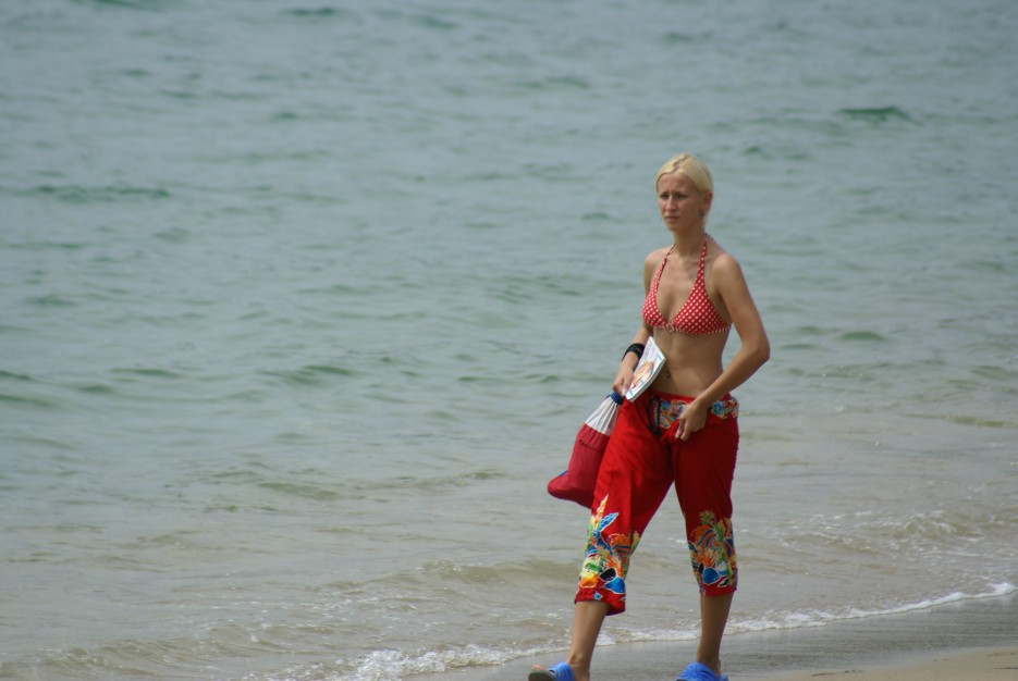 Целеустремленная блондинка. | Женщины в Андреевке