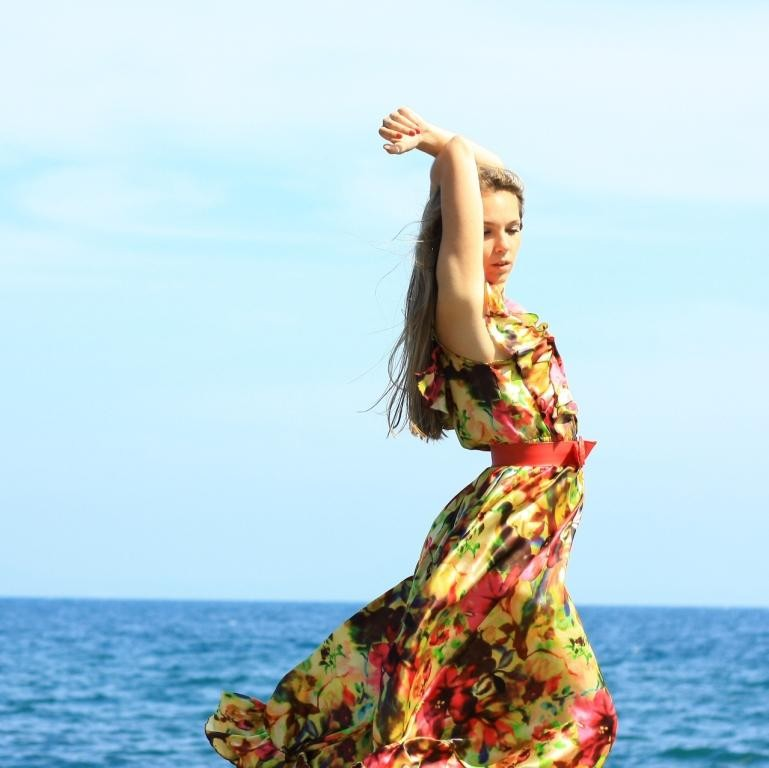 Фото 39828 | девушка у моря