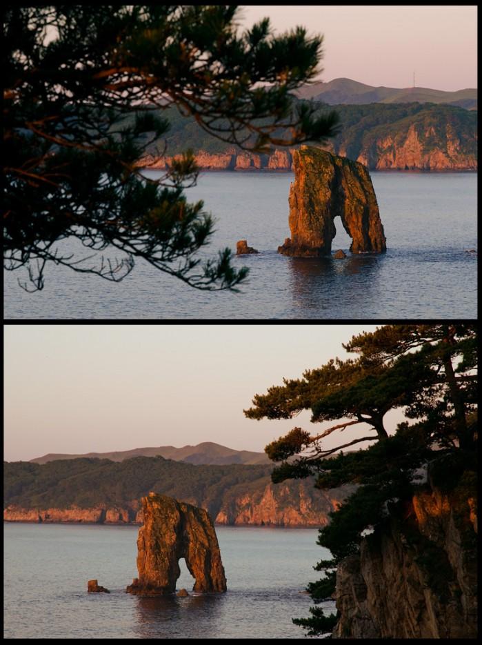 Вобравший всю палитру закатного света | Заповедный полуостров Гамова - наперекор ненастью!