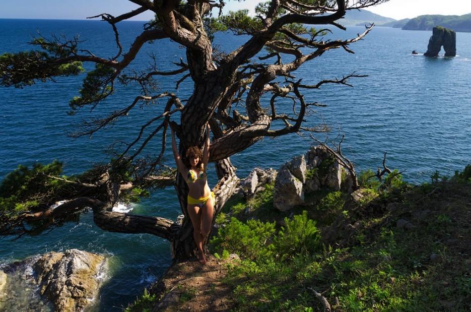Соединение с природой | Заповедный полуостров Гамова - наперекор ненастью!