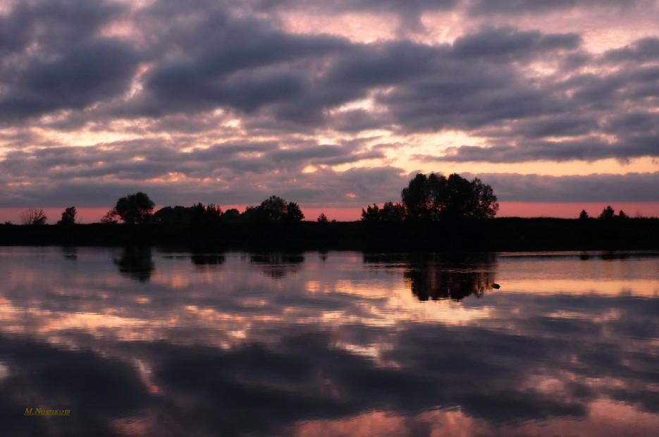 Вечер на реке | Пейзажи