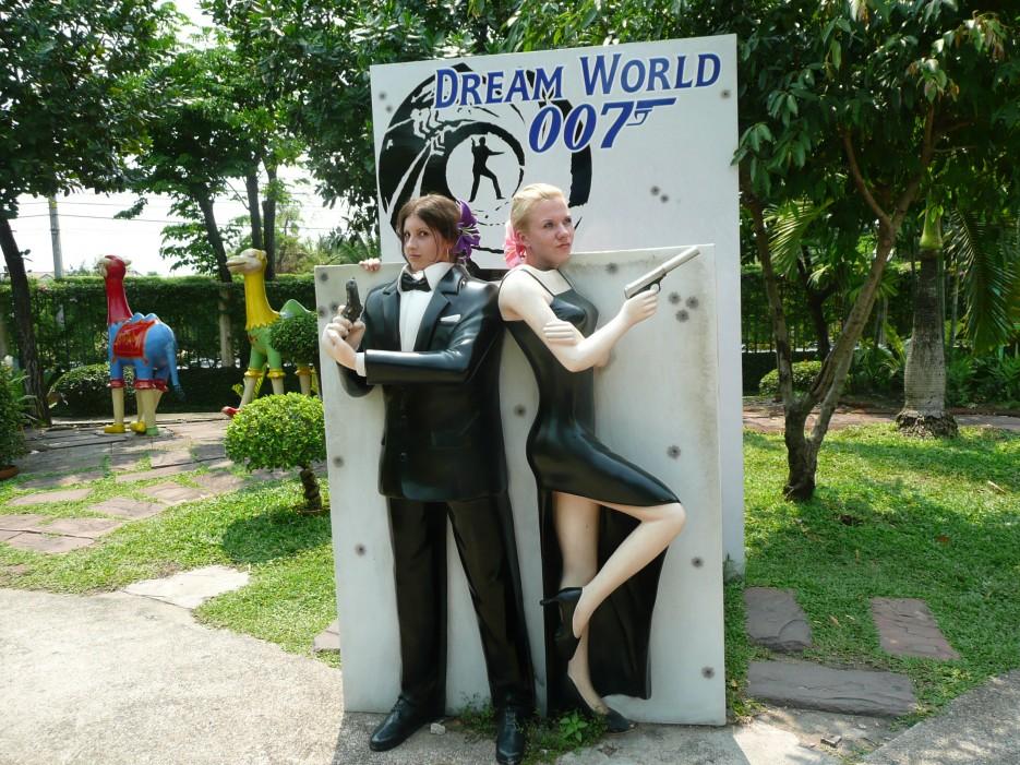 Диснейленд в Бангкоке | Отдых в Паттайе