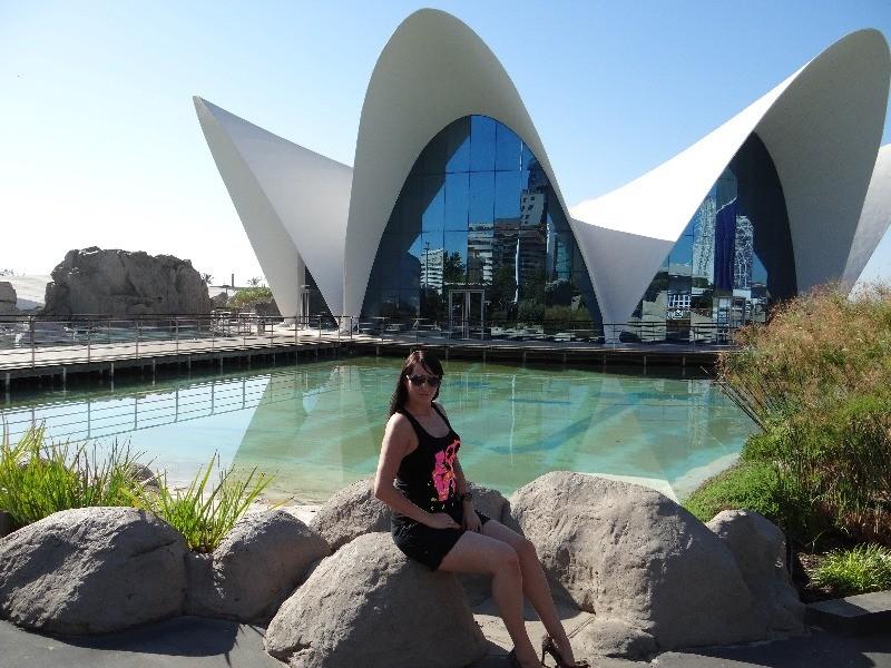 Океанариум г.Валенсия | Свадебное путешествие в Испанию