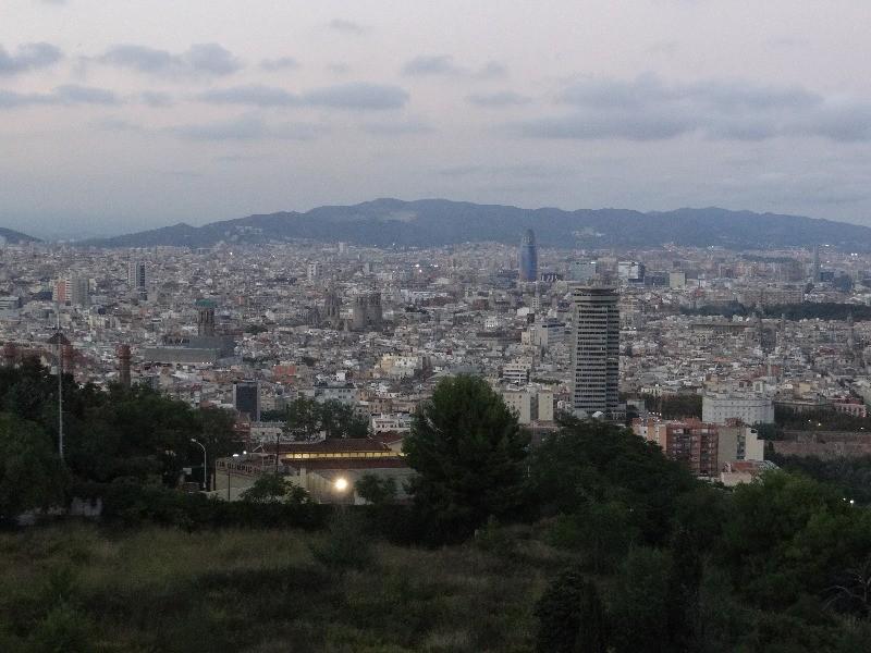город Барселона   Свадебное путешествие в Испанию