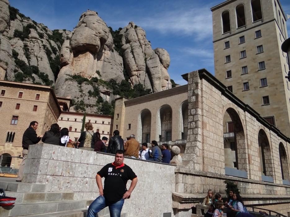 гора Монсеррат | Свадебное путешествие в Испанию