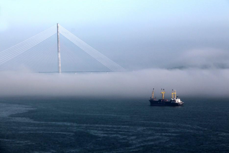 Мост в рай | Портрет о. Русский