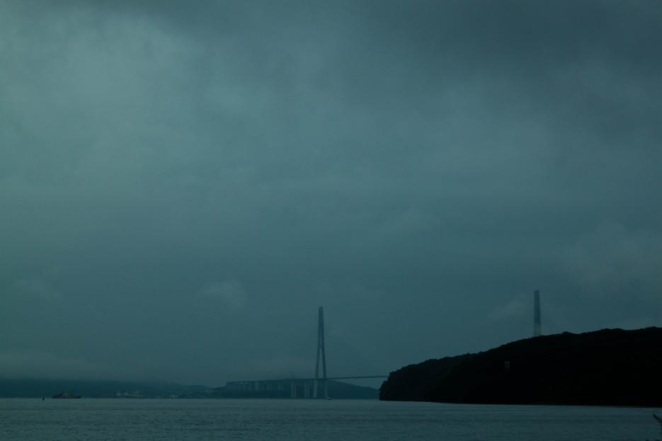 вечер | Прогулка. По Русскому острову.