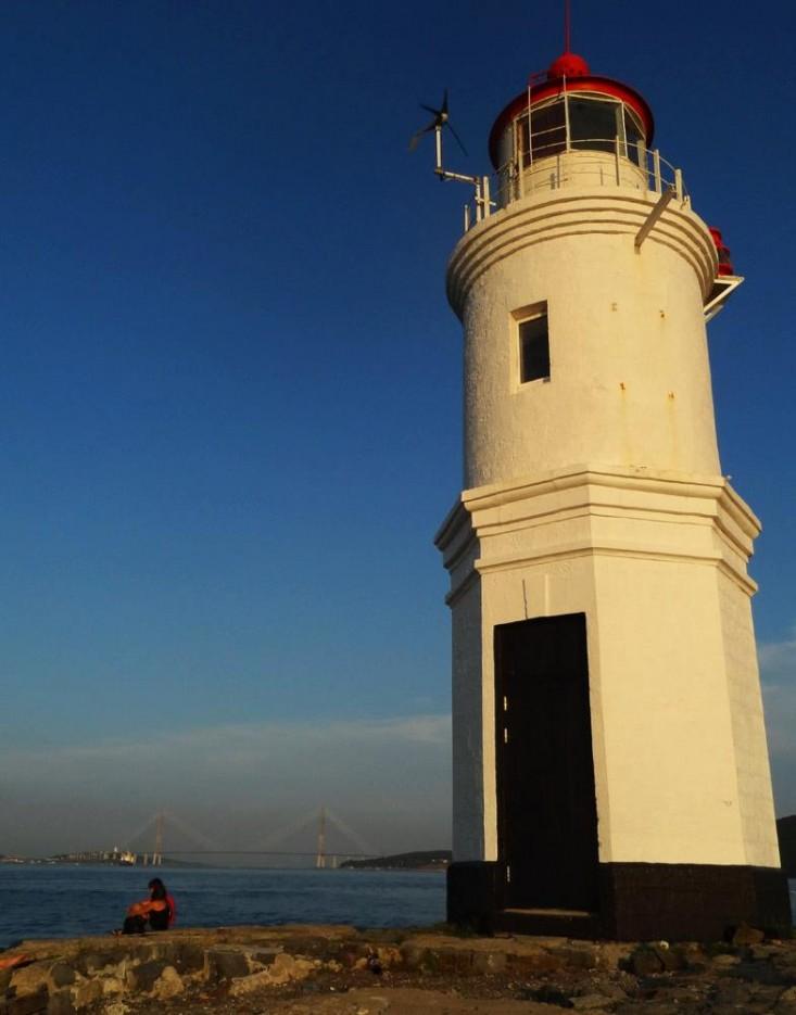 Токоревский маяк, г. Владивосток | Природа в Приморье