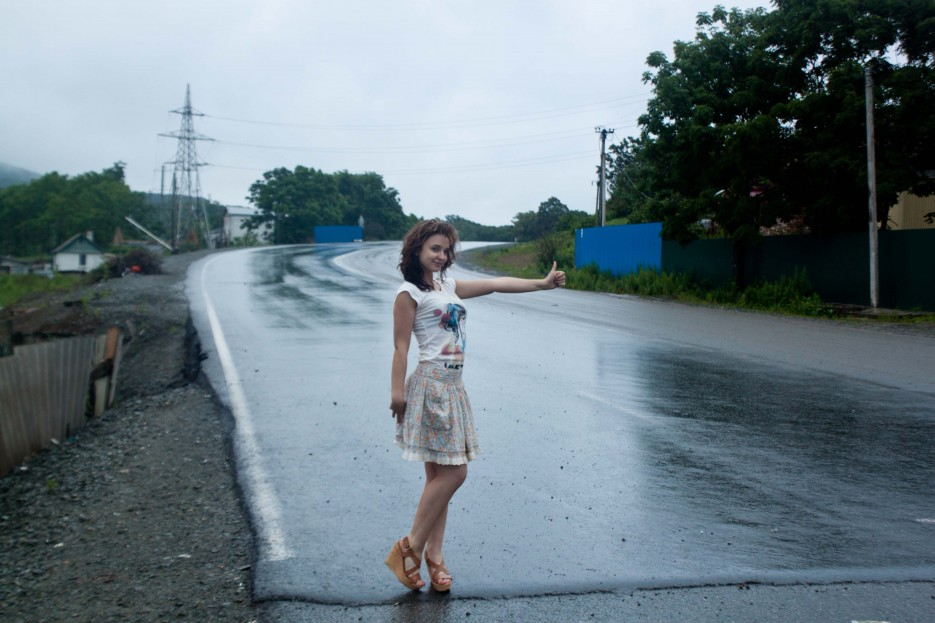путешествуем по острову | Прогулка. По Русскому острову.