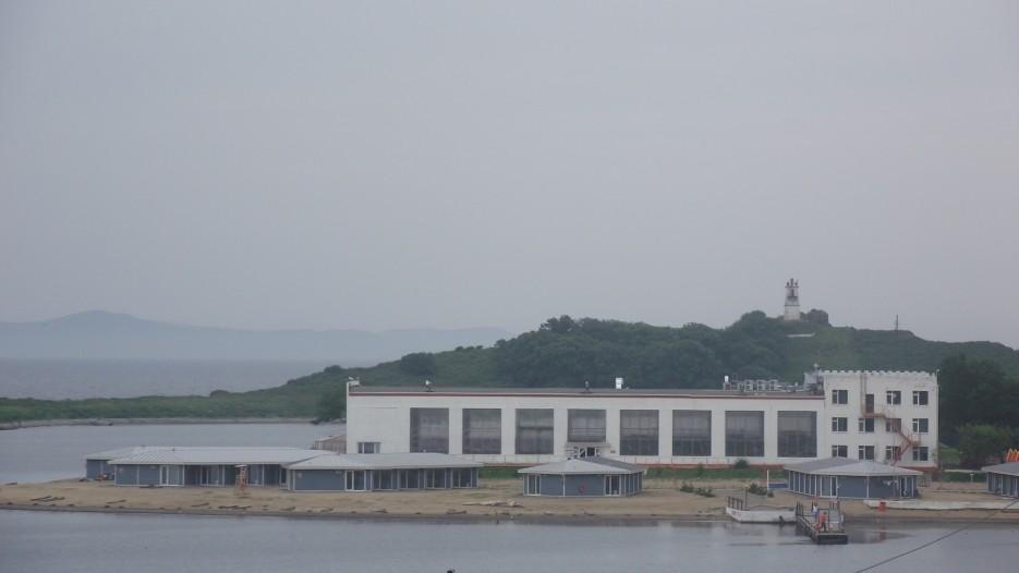 база Сидими - бывший судоремонтный завод   Любовь моя, Сидеми