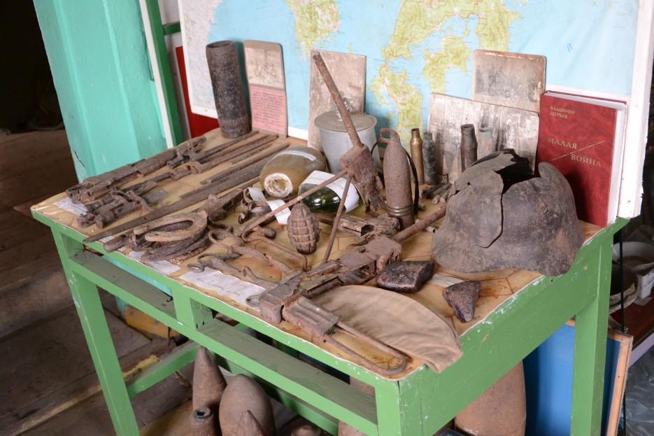 Фото 43725 | Посьетский естественно-исторический музей