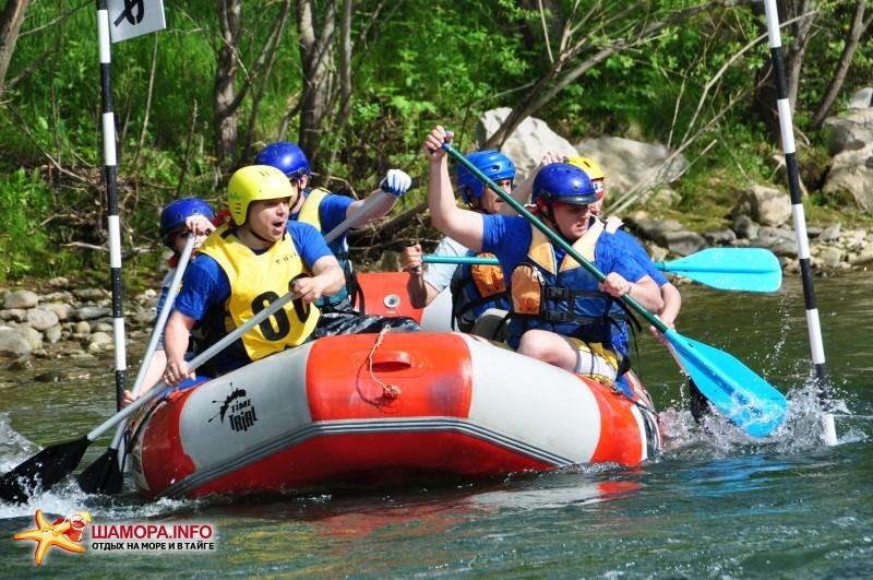 Фото 4396 | Рафтинг 3-5 июня 2011 на реке Партизанской