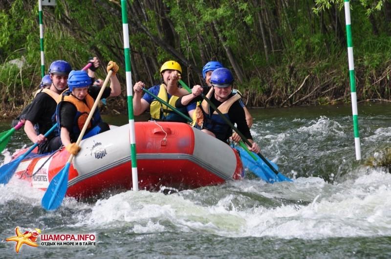 Фото 4397 | Рафтинг 3-5 июня 2011 на реке Партизанской