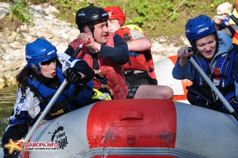 Фото 4399 | Рафтинг 3-5 июня 2011 на реке Партизанской