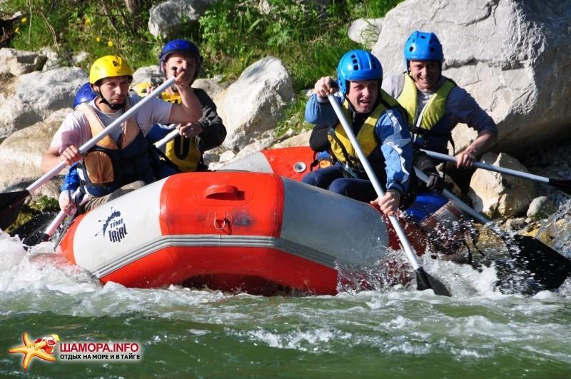 Фото 4400 | Рафтинг 3-5 июня 2011 на реке Партизанской