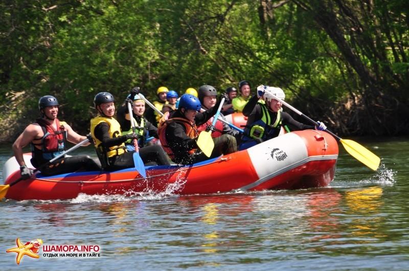 Фото 4402 | Рафтинг 3-5 июня 2011 на реке Партизанской