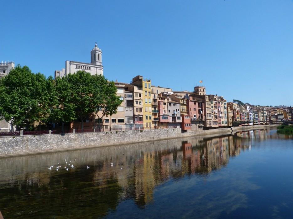 Жирона, Испания | Прогулки по Европе