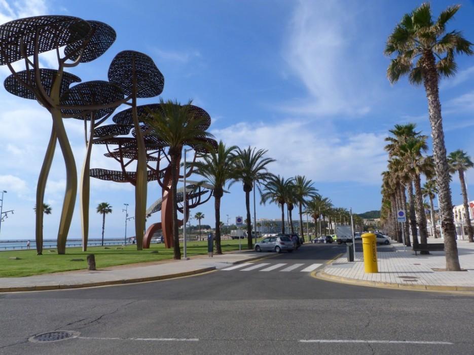 Ла Пинеда Испания   Прогулки по Европе