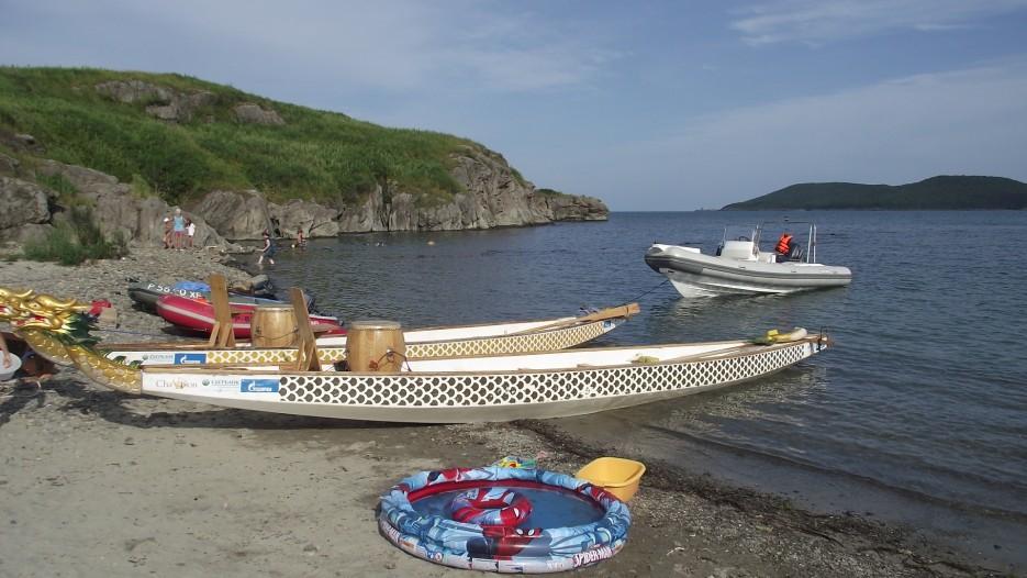 Фото 44348 | Славянский берег в гребном спорте. Регата Андрея Хоменко 10 - 17 августа 2014 года