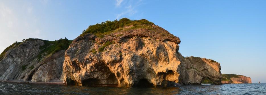 ШАМОРА . ИНФО в бухте Агатовой | Загадочный полуостров Краббе