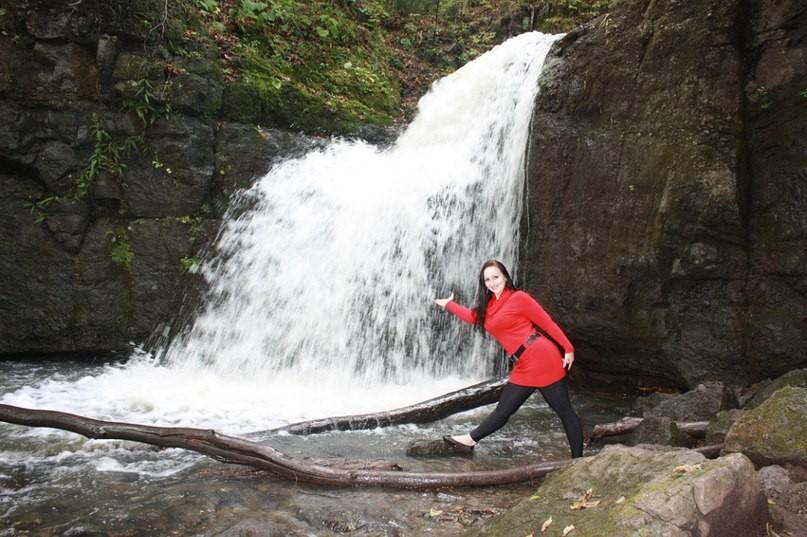 Шамора.инфо путешествует на Кравцовские водопады. ))) | Отдых в Приморье. )))