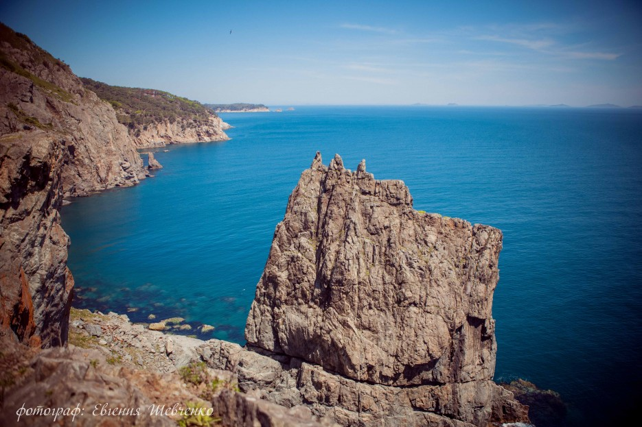 shamora.info показывает красочные виды на полуострове Гамова | Полуостров Гамова, самая южная точка России