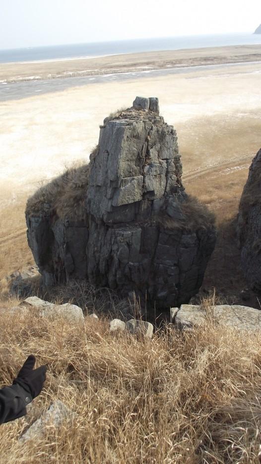 Вид на бухту Сивучья | Ледовый поход Посьет - бухта Экспедиции - озеро Тальми - мыс Островок Фальшивый
