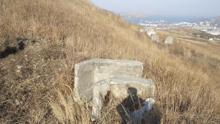 Фото 45384   Долина Адими, виды с сопки Славянка (локатор)