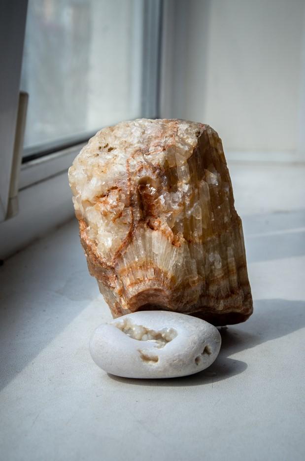 Кальцит, найденный во Владивостоке. | Мои найдёныши - ответ Kattysark )
